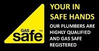 Gas Safe emergency plumbers
